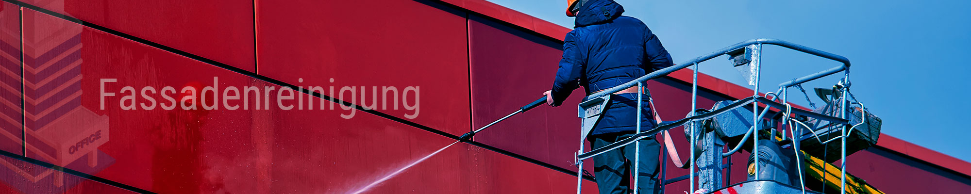 Fassadenreinigung - Mt Gebäudeservice