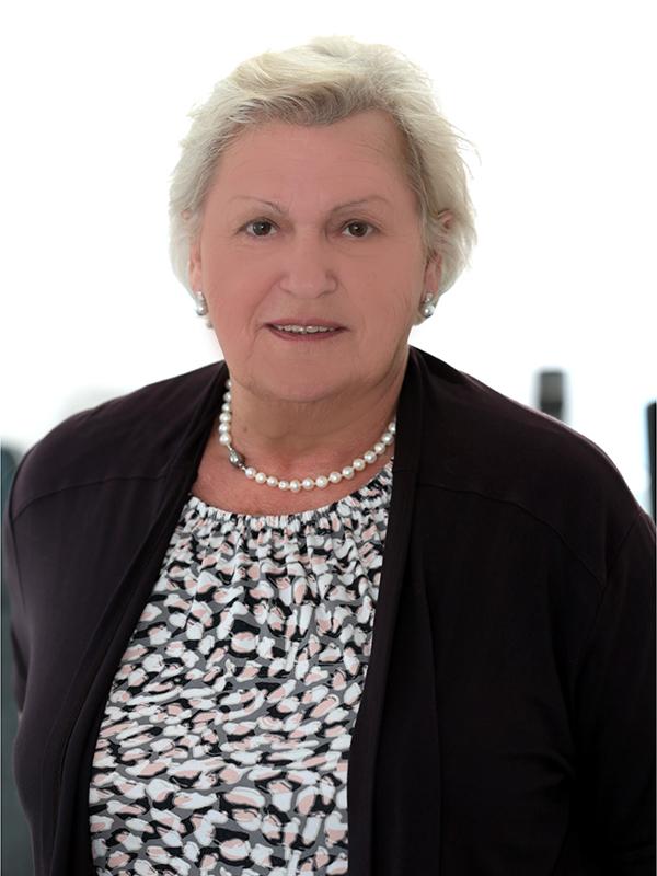 Ingrid Müller - Objektleitung Mt Gebäudeservice