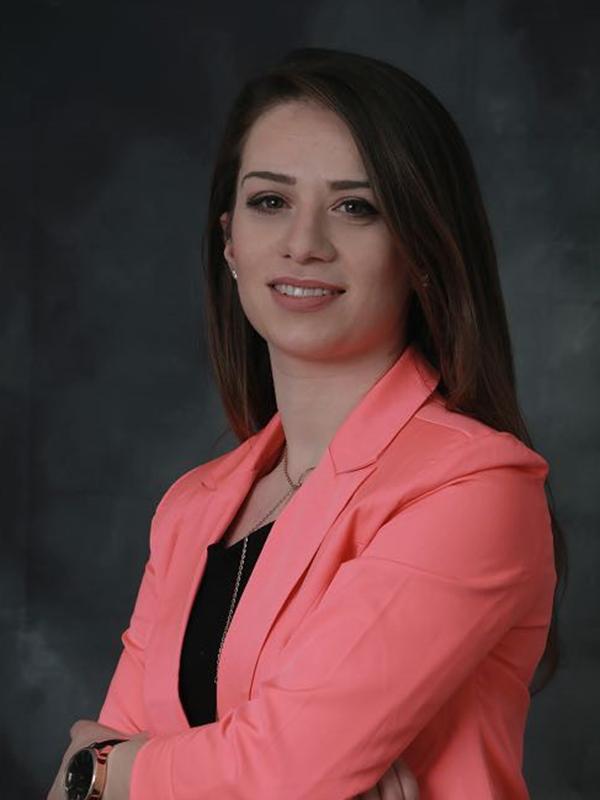 Lina Takiyan - Personalbuchhaltung / Finanzbuchhaltung Mt Gebäudeservice