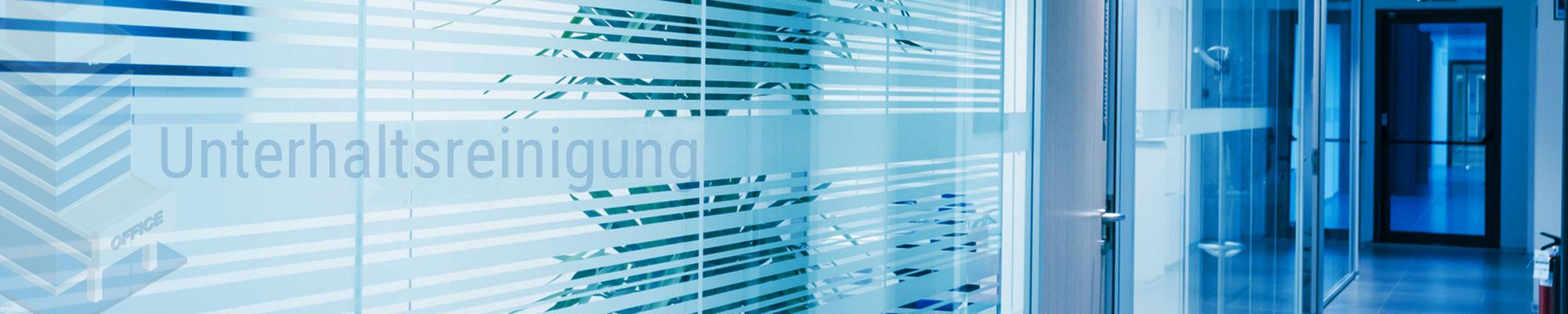 Unterhaltsreinigung - MT Gebäudeservice